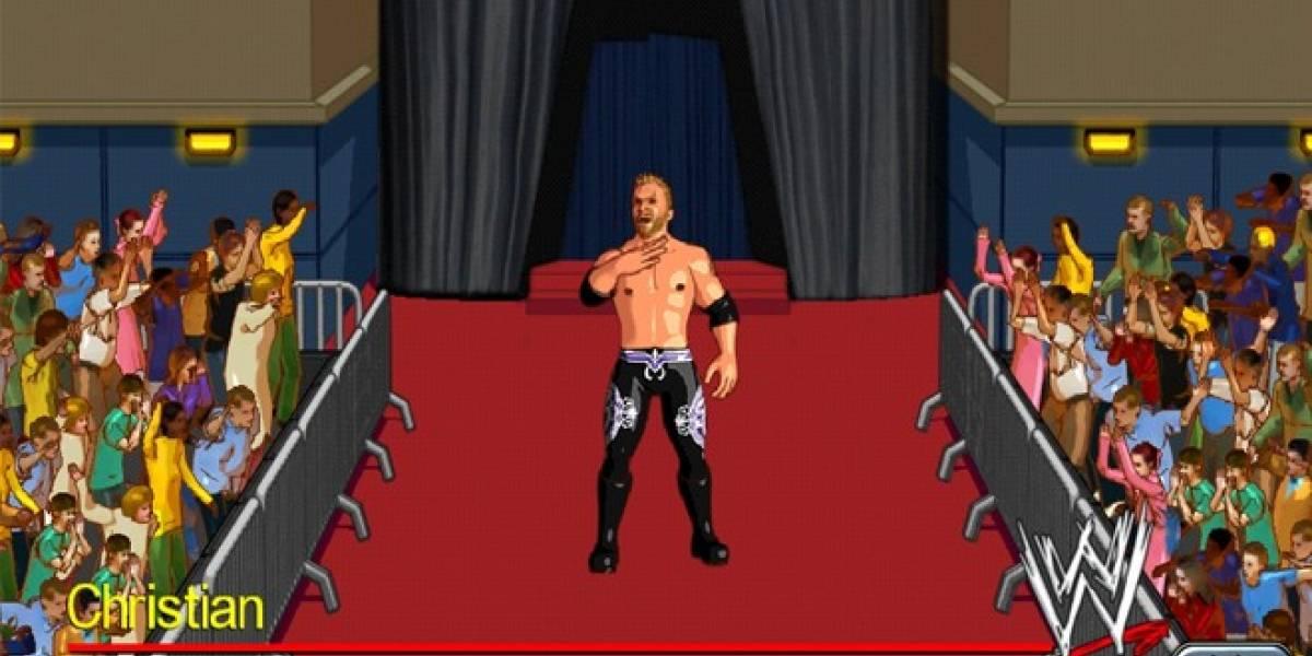 Nuevo pack descargable para WWE Wrestlefest, la versión para móviles de WWE