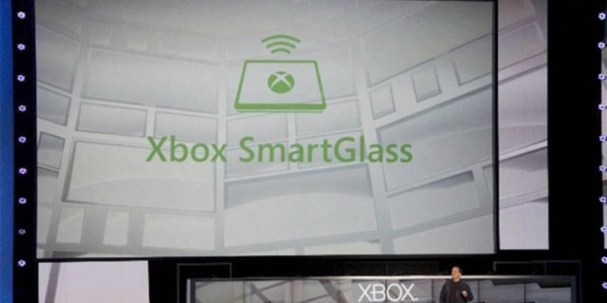 Microsoft lanza Smart Glass, la compañera perfecta para tu Xbox 360