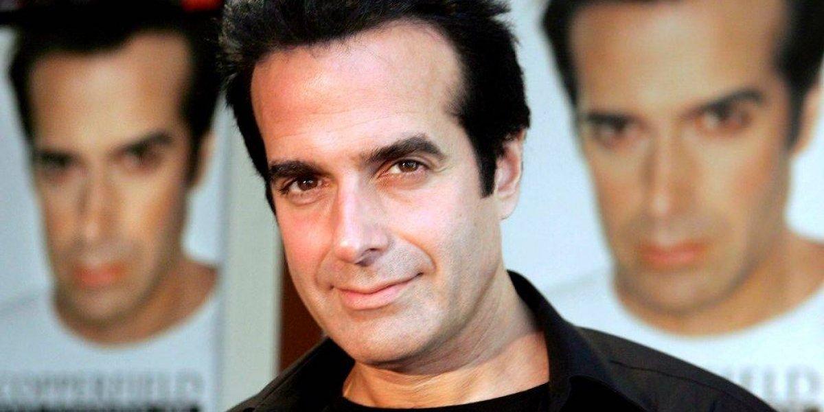 David Copperfield, acusado de drogar y abusar de modelo de 17 años en 1988