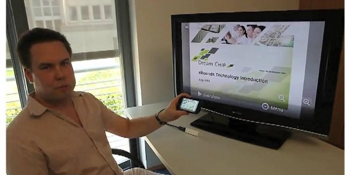 xBounds te permitirá conectar tu móvil con Android vía HDMI inalámbricamente