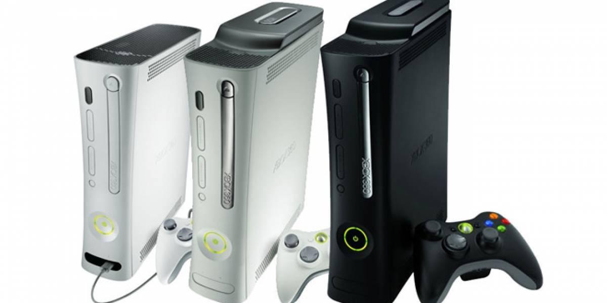 Xbox 360 fue la consola más vendida durante Noviembre