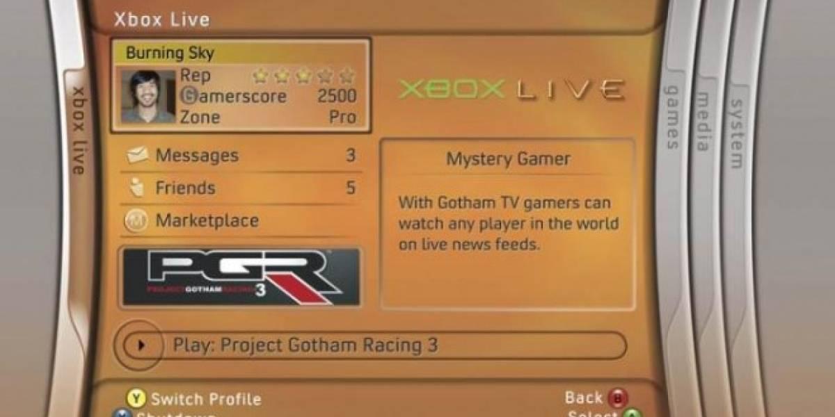 Nueva actualización obligatoria para Xbox 360 [Actualizado]