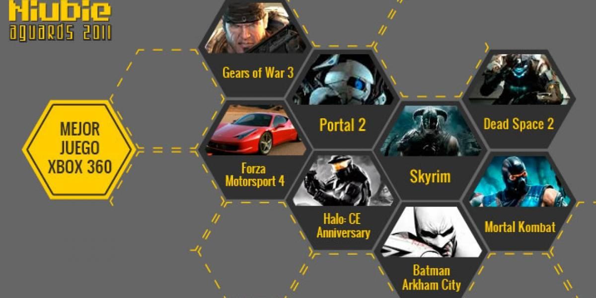 Mejor juego de Xbox 360 [NB Aguards 11]