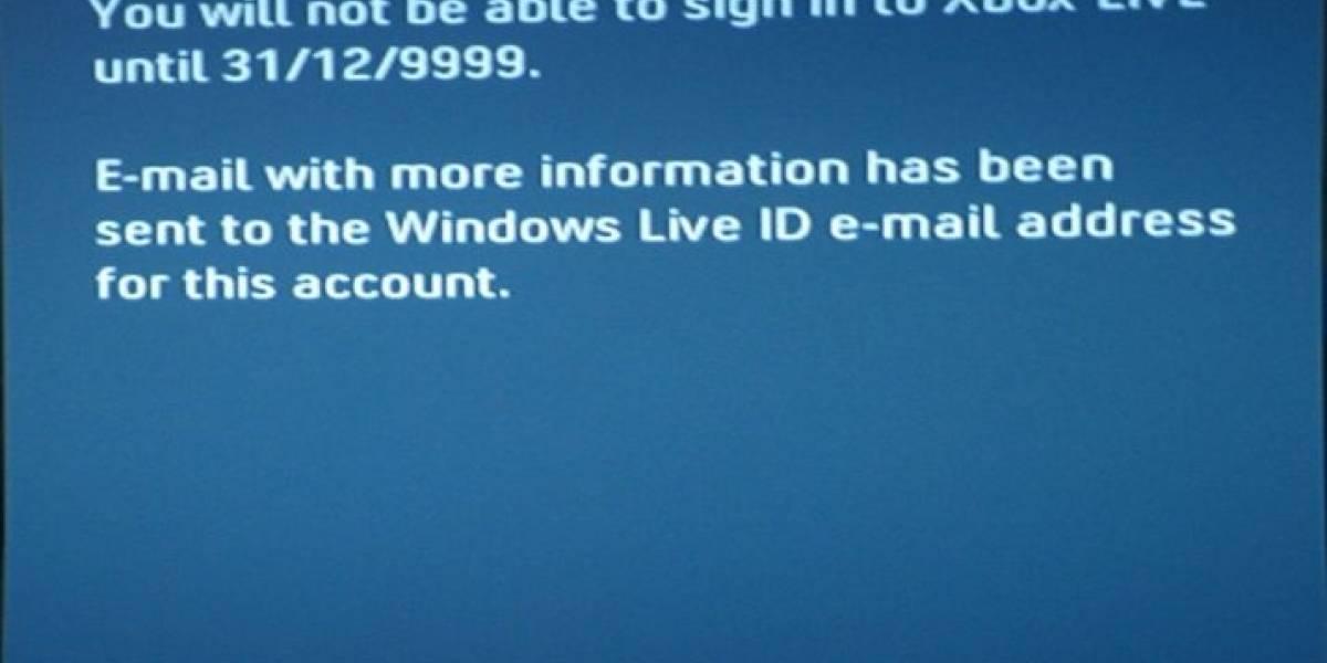 Microsoft admite haber baneado a jugadores erroneamente