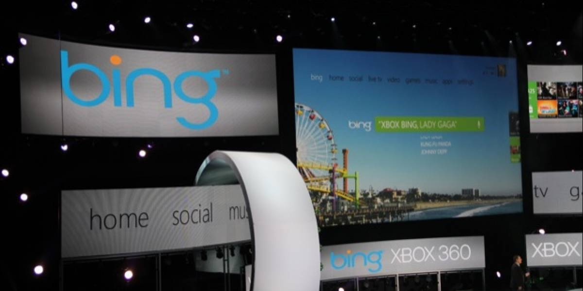 Microsoft integra streaming de TV en vivo para la Xbox 360