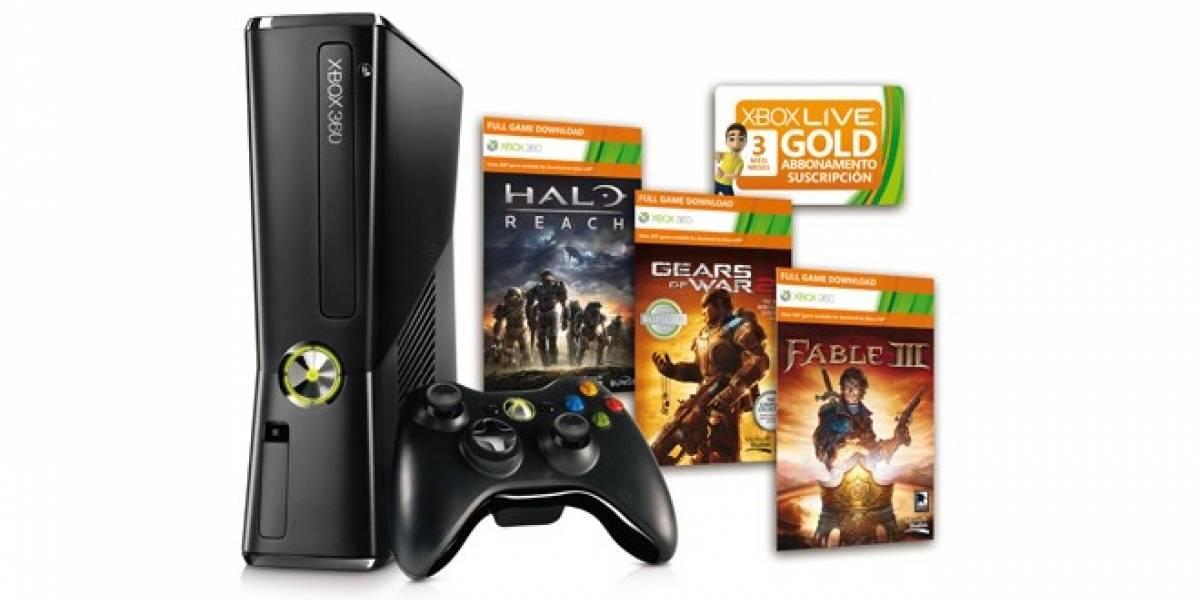 España: ¿Te falta un Xbox 360? Tal vez te interesa el Extreme Pack