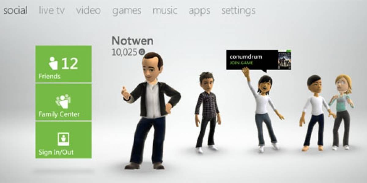 Esperen tener XBOX Live en Windows 8 [E3 2011]