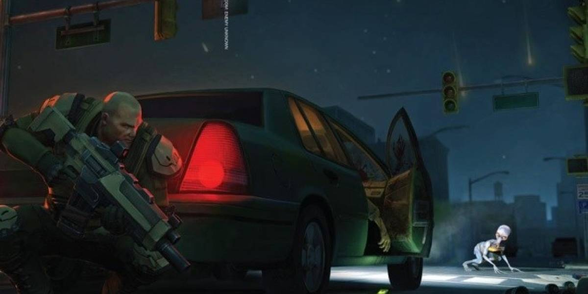 Game Informer revela XCOM: Enemy Unknown