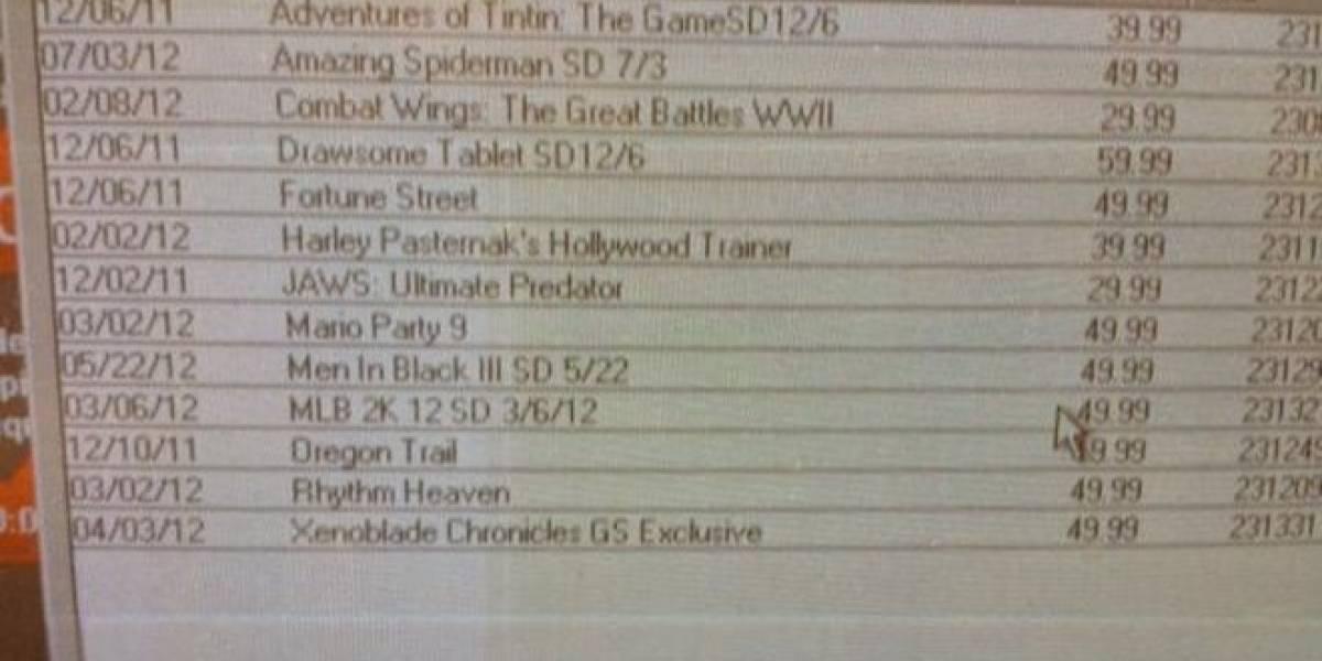 Es oficial: Xenoblade llega a América en Abril [Actualizado]