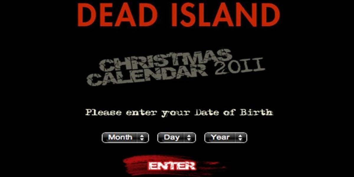 Participa en los concursos del Calendario de Adviento de Dead Island