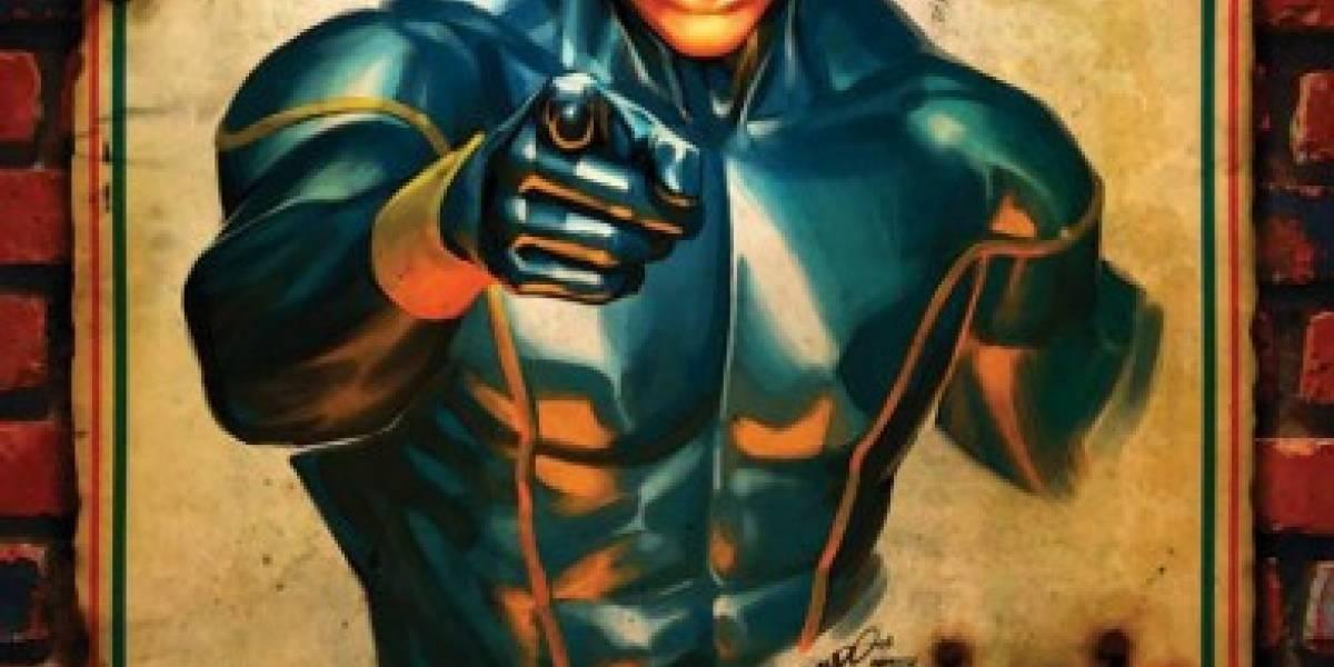 WTF? El ejército estadounidense usa a los X-Men para hacerse promoción