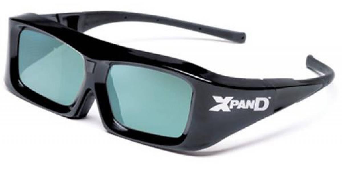Nunca es (tan) tarde para los anteojos 3D estandarizados