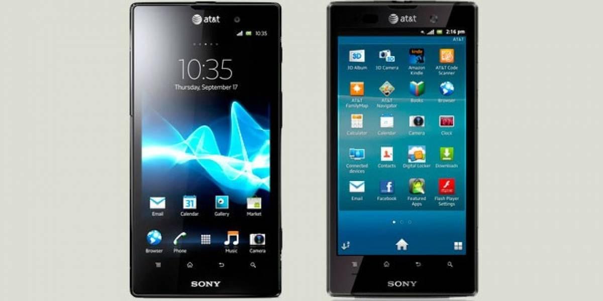 Sony Xperia Ion llegará a España en septiembre