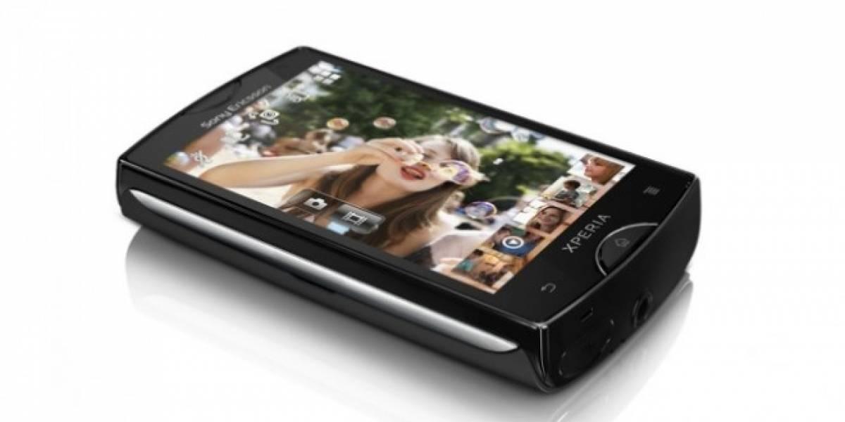 México: Ya disponible el Sony Ericsson Xperia mini HD