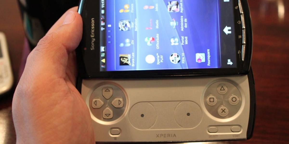 Xperia Play ya tiene fecha y precio en norteamérica