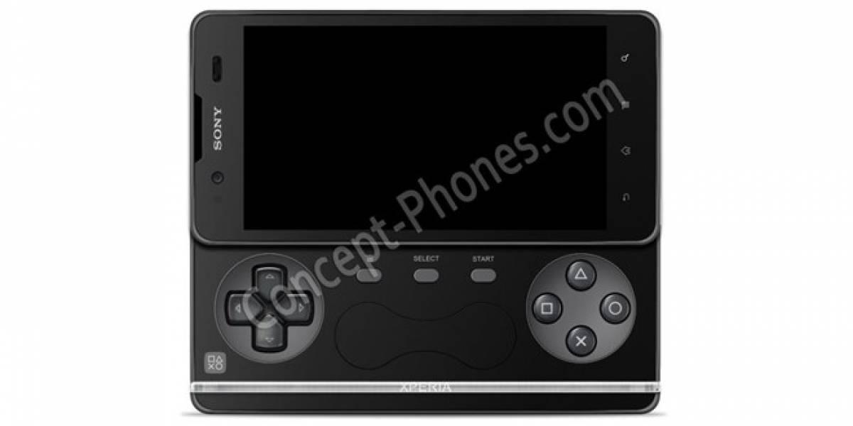 ¿Este smartphone te parece el Xperia Play 2?