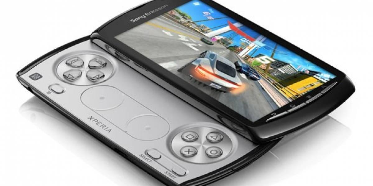 Sony Ericsson Xperia Play ya está disponible en Argentina