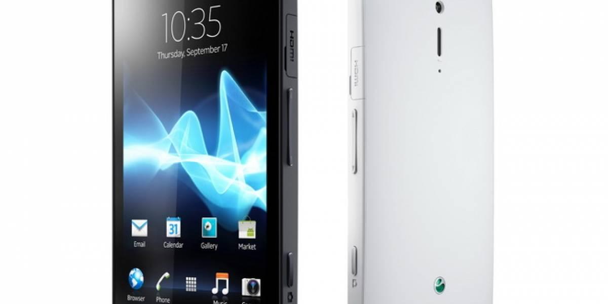 México: Sony presenta el nuevo Xperia S