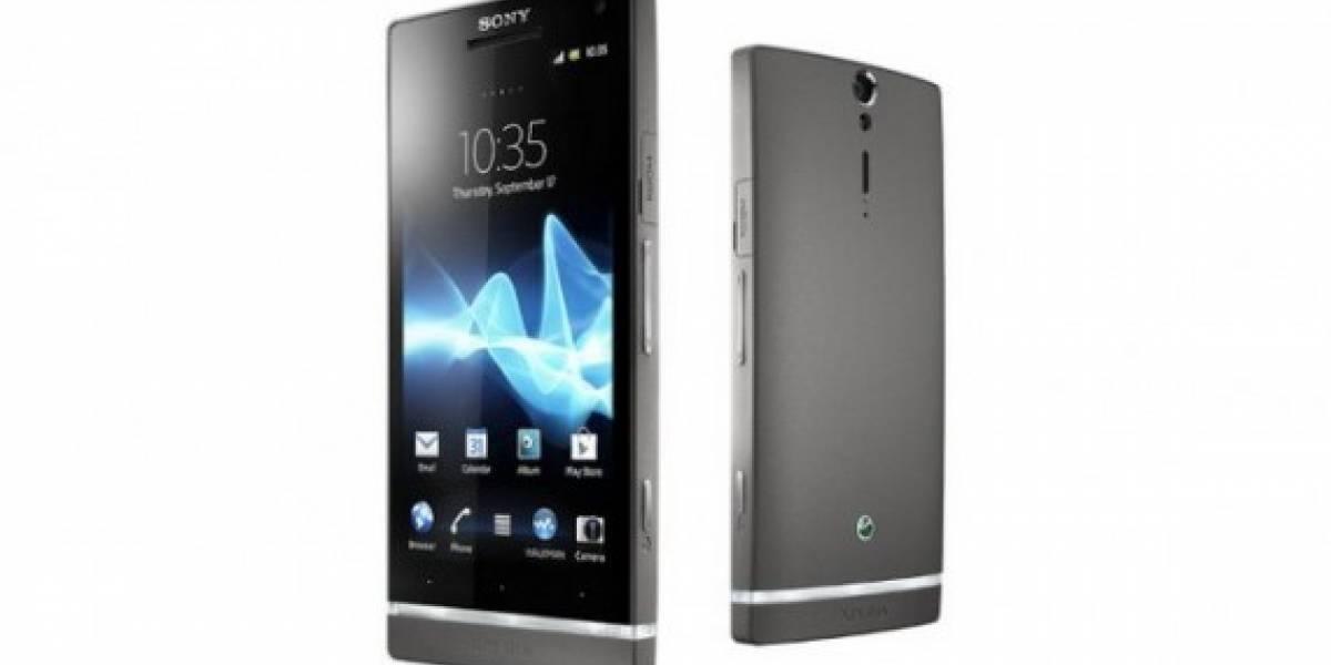Sony Xperia S ofrecerá un nuevo color