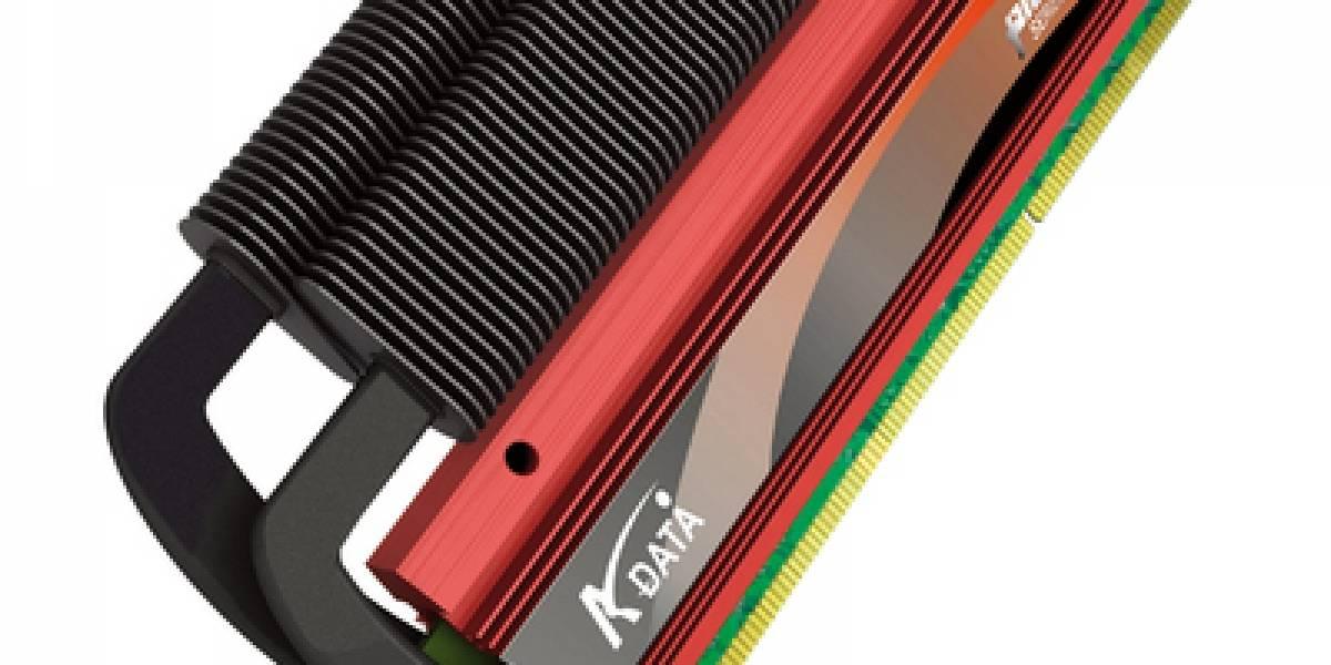 A-DATA presenta sus ultimos modelos XPG