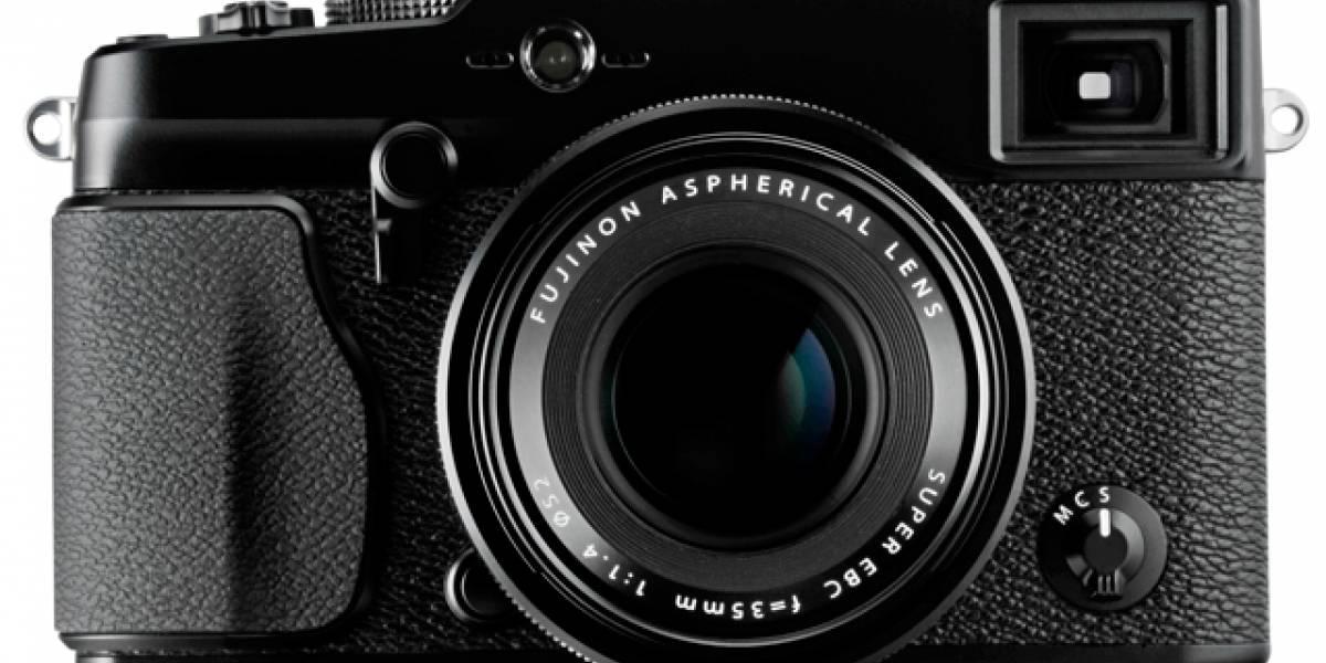 CES 2012: Fujifilm regresa al mercado de las cámaras de lente intercambiable con la X-Pro1