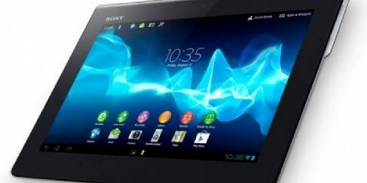Se filtran más datos de la tableta Xperia de Sony