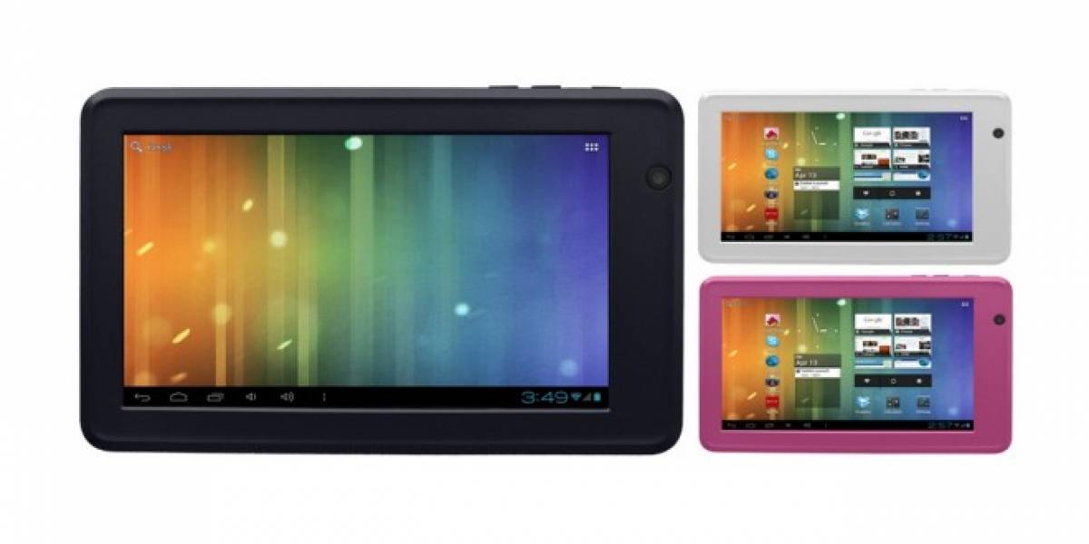 Por sólo USD $150 te puedes llevar una My Tablet 7 de Xtex