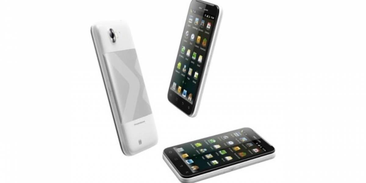 Thomson lanza X-view 2, un smartphone de 5.3 pulgadas y dos ranuras SIM