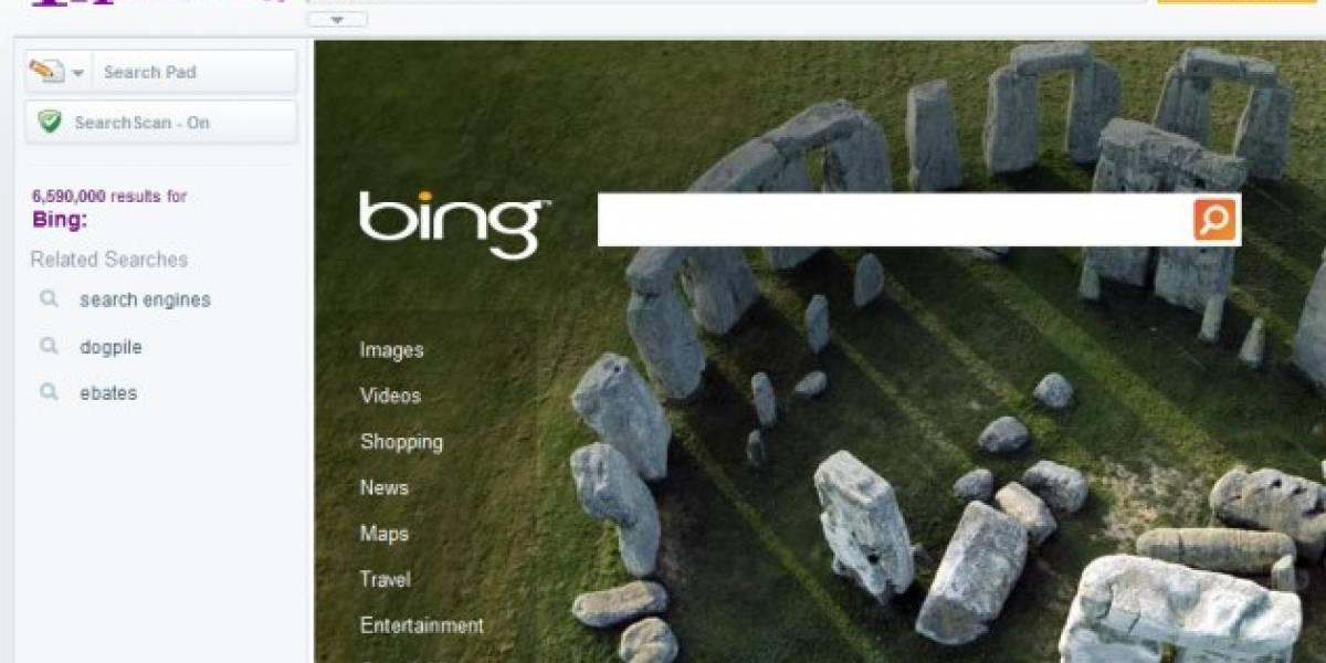 Yahoo! empezará a usar Bing como buscador esta misma semana