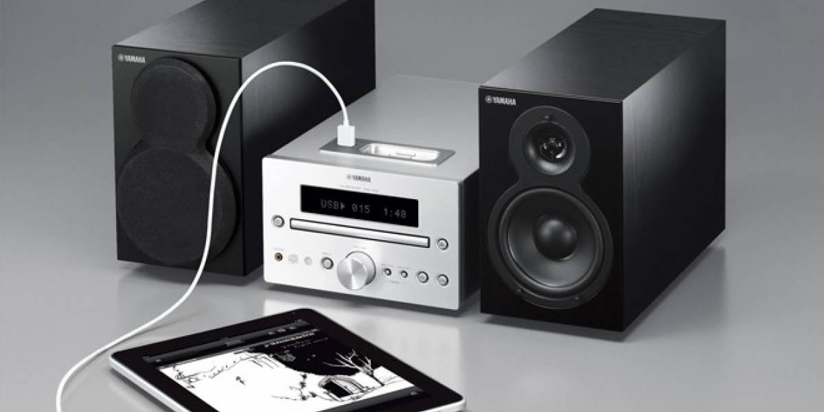 MCR 232: La última apuesta de sonido para iOS de Yamaha ya está en España