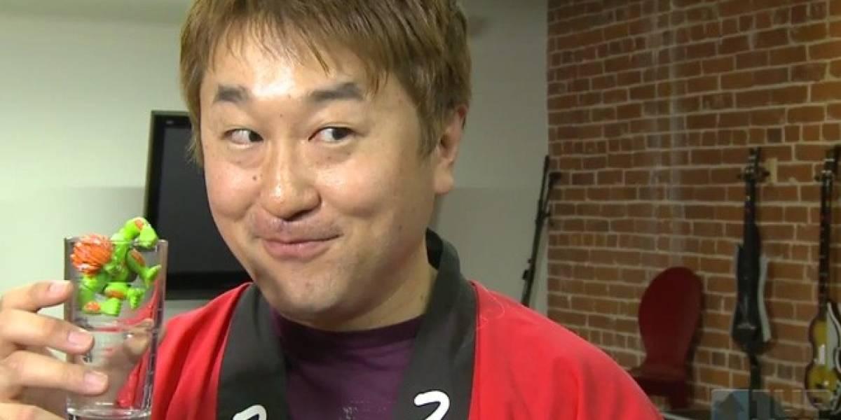 Yoshinori Ono abandonará indefinidamente sus labores como productor de Capcom