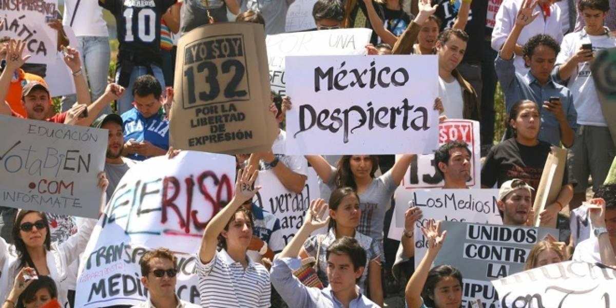 El movimiento mexicano #YoSoy132 llega a Madrid