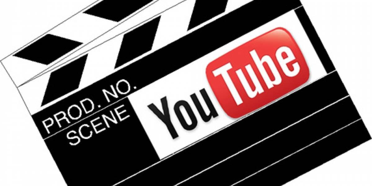 YouTube firma acuerdos con estudios para ofrecer arriendos de películas