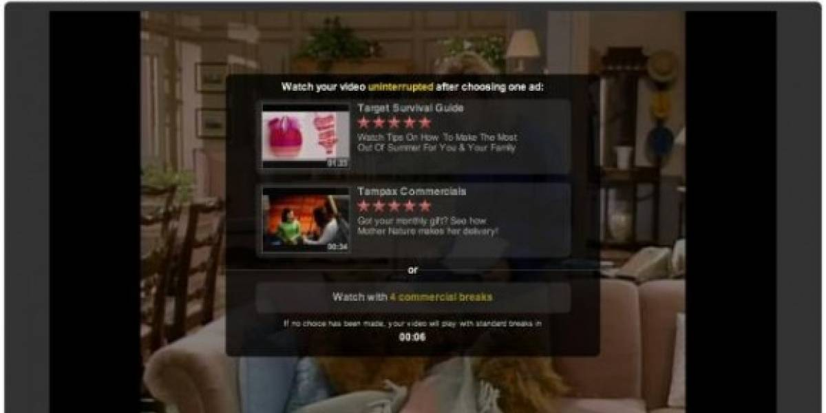 Youtube deja que usuarios elijan cuándo poner los anuncios