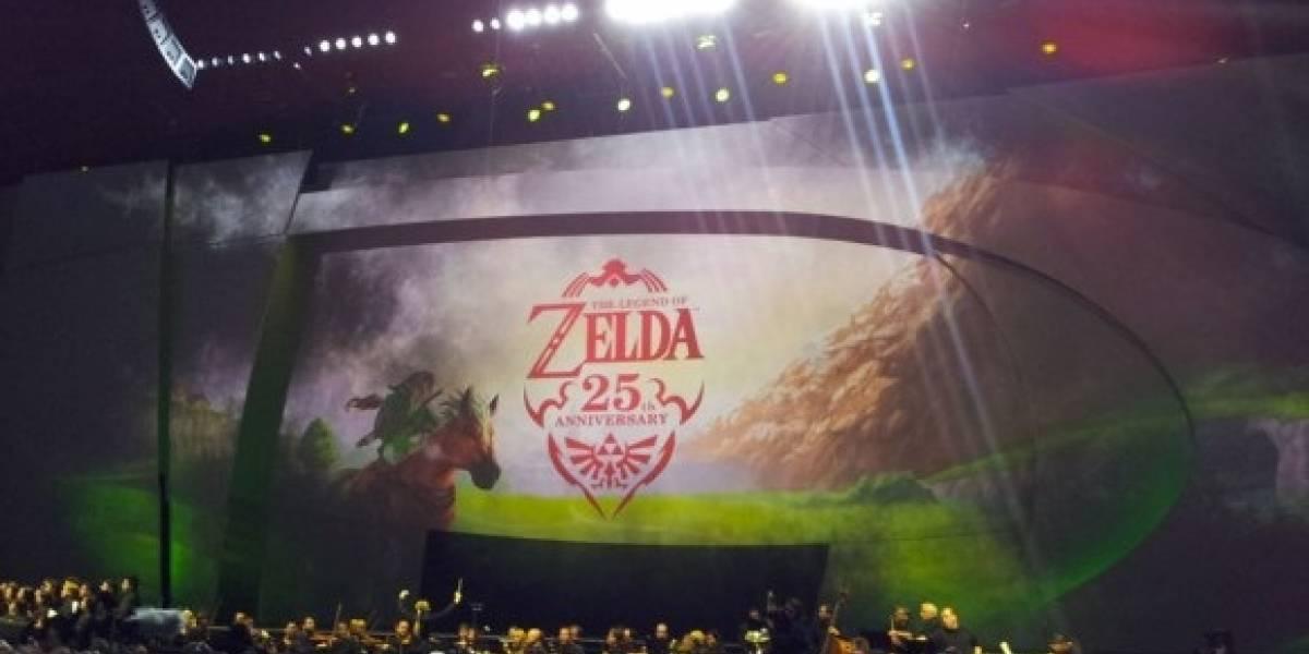 ¿Cómo celebra Nintendo los 25 años de The Legend of Zelda?