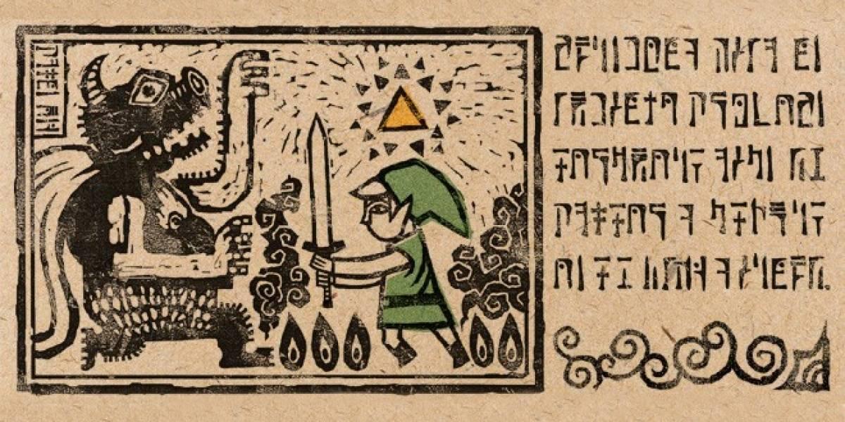 Alfabeto hyiliano antiguo ya disponble para traducir, leer y escribir