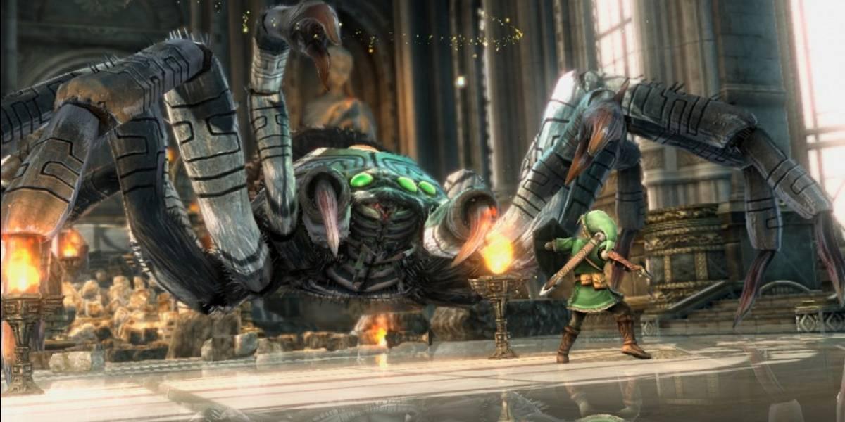 Zelda Skyward Sword NO llegará a Wii U