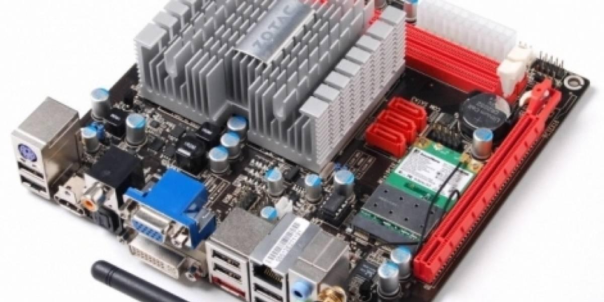 Zotac ION ITX-F, para que hagas tu propio nettop