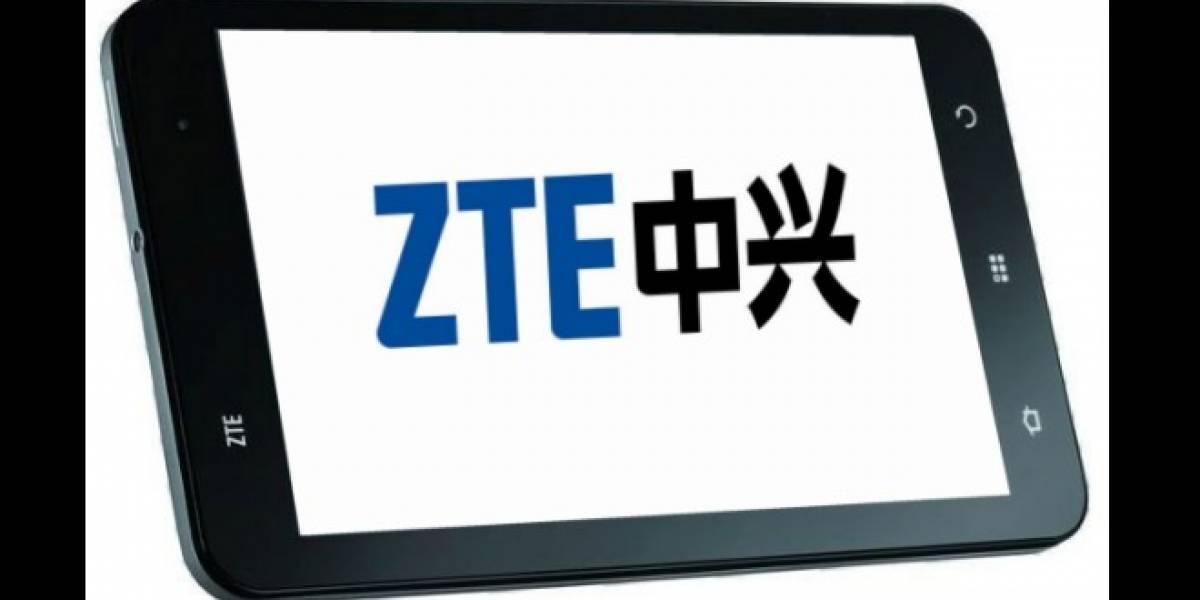ZTE quiere hacerle la competencia al Galaxy Note con dos nuevos smartphones