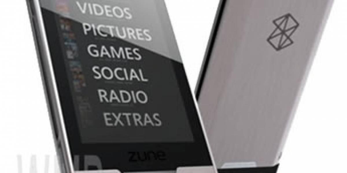 Las especificaciones de Zune HD al detalle