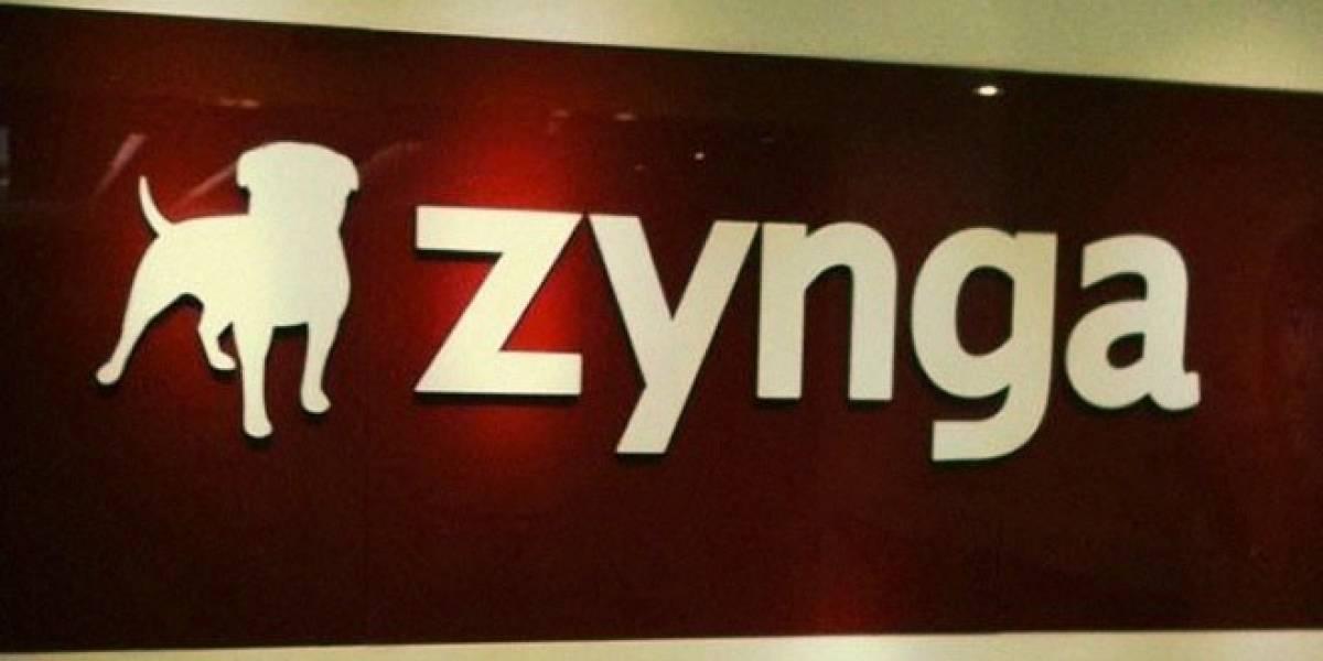 Zynga distribuirá juegos de terceros