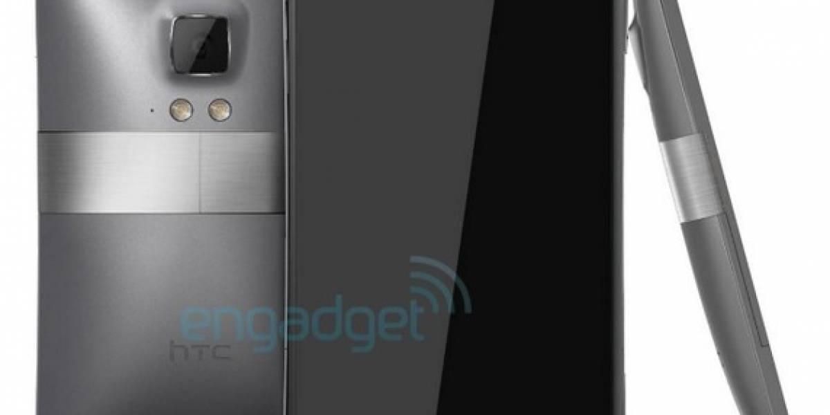 Se filtra un posible móvil HTC con procesador de cuatro núcleos a 2.5GHz