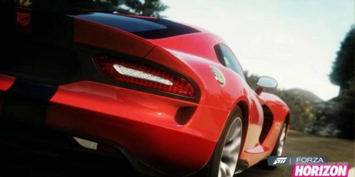 E3 2012: Aprieta el acelerador con el nuevo video de Forza Horizon