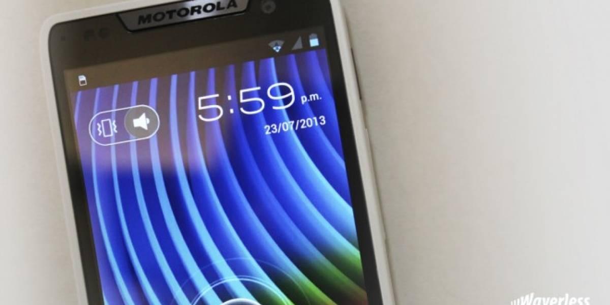 Review Motorola RAZR D3 [W Labs]