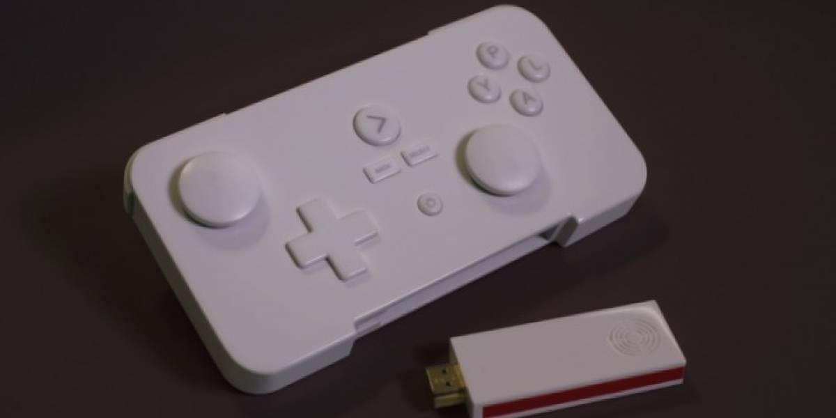 Gamestick, otra consola con Android