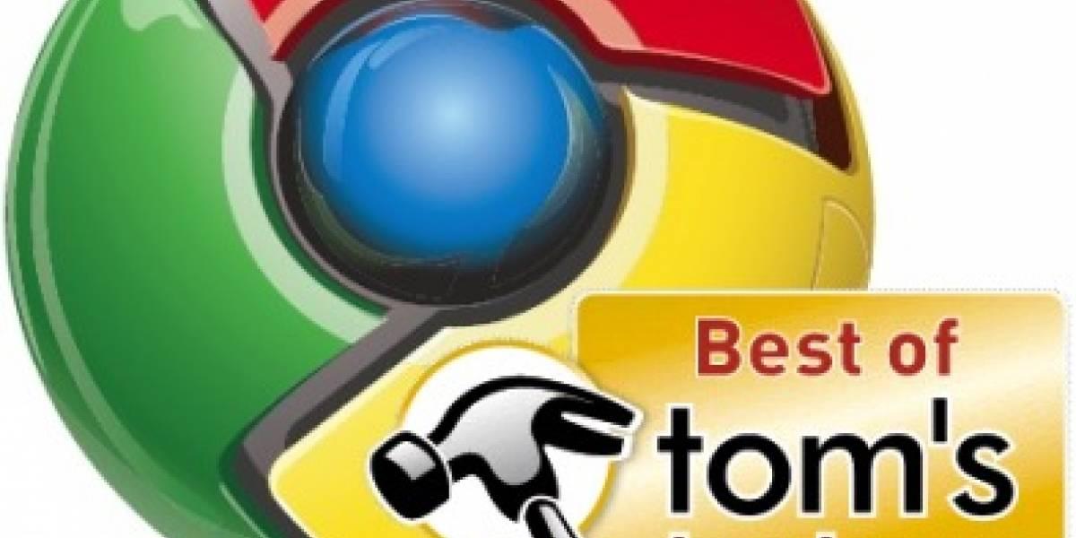 El mejor navegador, según Tom
