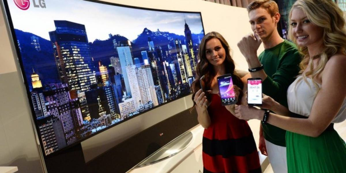 LG presenta Lifeband Touch, su medidor de actividad física