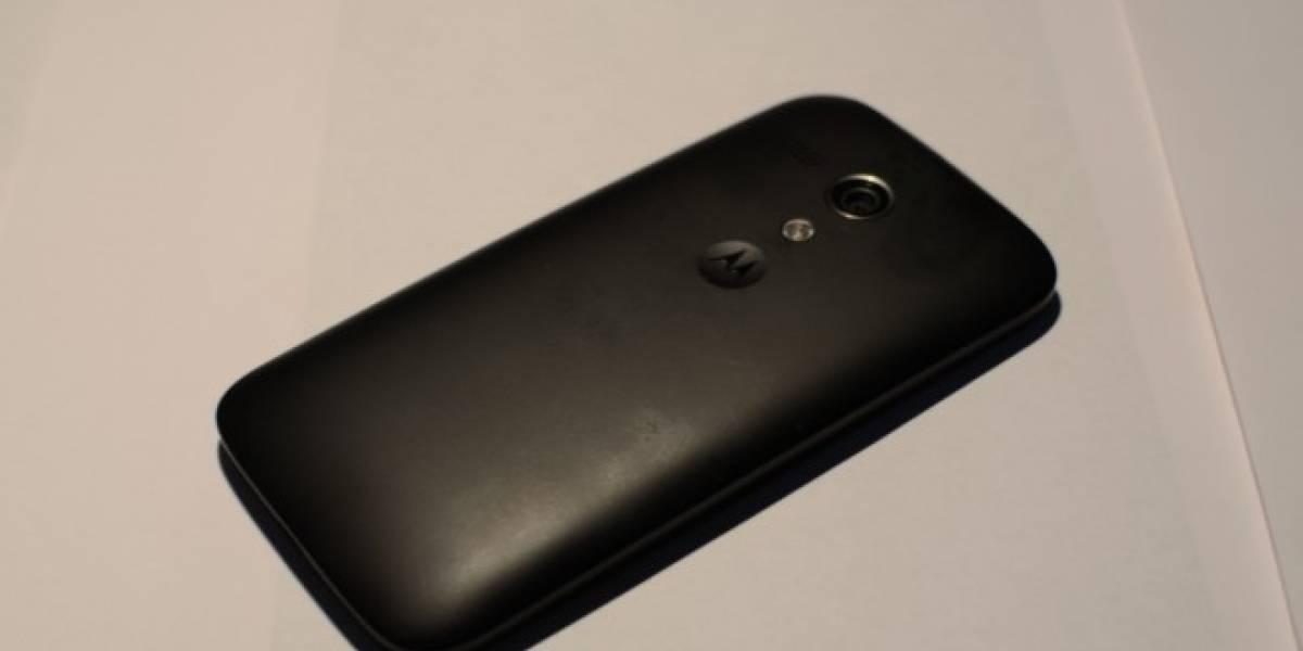 CEO de Motorola quiere fabricar smartphones de USD$50 y ofrecer pantallas personalizadas