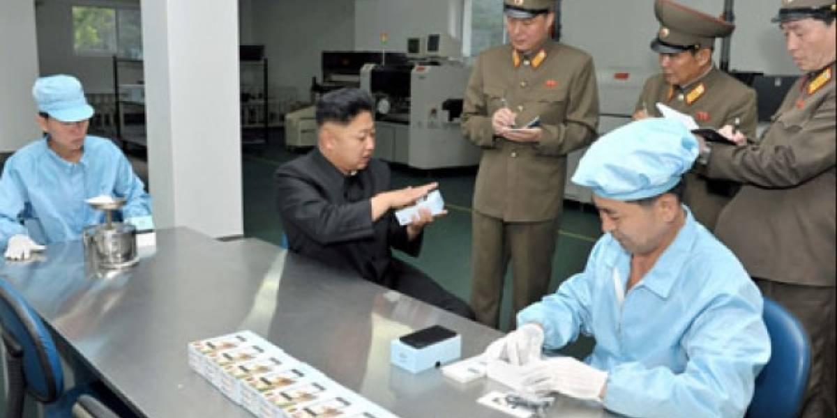 Corea del Norte prepara su propio teléfono con Android