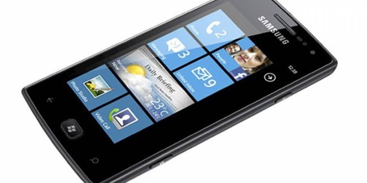 Samsung confirma la llegada de Windows Phone 7.8 a todos sus equipos en 7.5